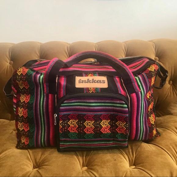 Inkkas Handbags - Inkkas Duffle Bag